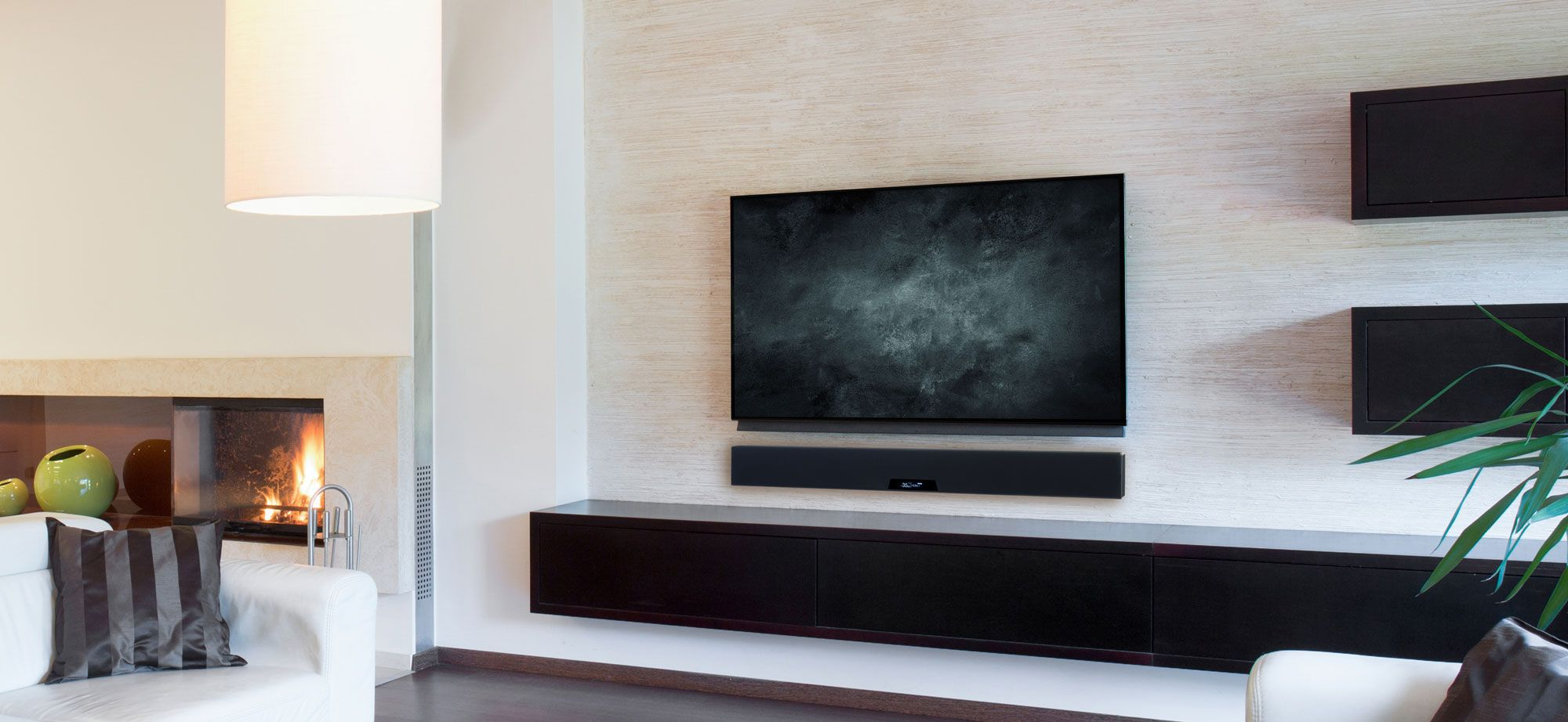 Powered Soundbars